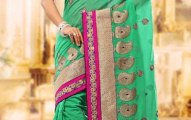 Indian Party wear saree dress for women