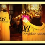 Naureen Arbab party casual dress for girls 2013 (11)