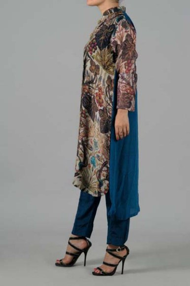 Nida Azwer Nice Pret wear collection for girls (5)