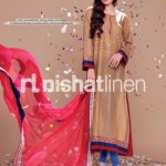 Nishat linen eid outfits collection 2013
