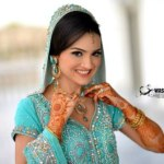 Pakistani Models wearing wedding and casual dresses (2)