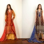 Zaheer Abbas stylish Lawn Collection by Shariq Textile