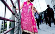 Ahsan Khan Eid ul fitr dress collection 2013 14 for girls (2)