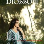 Blossom by Lala Textile Latest Eid Lawn Collection 2013 001