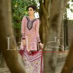 Blossom by Lala Textile Latest Eid Lawn Collection 2013 002