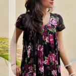 Color Rush Latest Eid Dress Collection 2013 for Women 0001