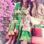 Cotton Ginny Eid collection for girls 2013 (2)