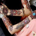 Pakistani Mehndi Designs 2013 (4)
