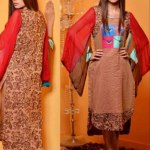 Hadiqa Kiani Kamlee Eid dress Collection for girls (12)