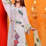 Hadiqa Kiani Kamlee Eid dress Collection for girls (5)