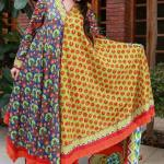 Thredz Eid Collection 2013 Unstitched Lawn Suits For Women