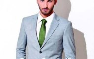 Charcoal Men's Wear Latest Eid Pent Coats (2)