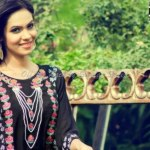 Off the rack by Sundas Saeed Latest Print Mania Eid Collection 2013 (7)