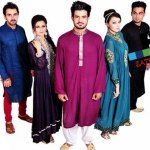 Satrangi by saqib formal wear collection 2013 for men and women (7)