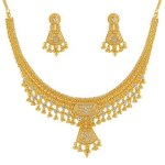 Beautiful Necklace Design 2013 - 2014 For Brides 01