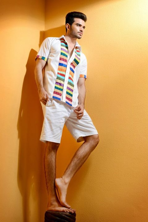 Deepak & Fahad Latest Fall Outfits Collection 2013 For Men
