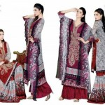 Nation Mid Summer Lawn Collection Formal wear dresses by Riaz Arts (3)