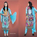 Puri Textiles Casual Wear Dresses 2013 for Girls (4)