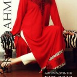 Ayesha Ahmed Autumn Winter eid Collection 2013 (3)