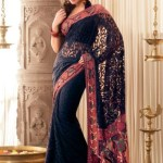 Indian Designer Latest and Beautiful Saree Collection For Women (5)