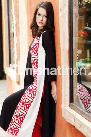 Nishat Linen Winter Collection 2013 For Girls (2)