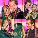 wedding pictures of sanam baloch