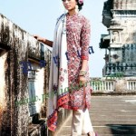 Portia Five Star Latest Linen Collection 2013 (5)