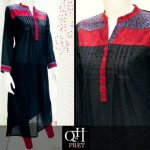 QnH 2013 Autumn Winter Dresses 2013 for Women (11)