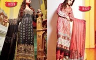 Shaista Cloths Stylish Winter Dresses 2013-14 (3)