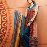 Shariq Textiles Young girls Egyptian Cotton Wear Collection (12)