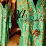 Women Party Wear Dress Collection by Naureen Arbab (9)