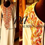 Women Party Wear Dress Collection by Naureen Arbab (3)