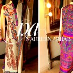 Women Party Wear Dress Collection by Naureen Arbab (6)