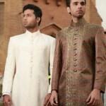Arsalan Iqbal Men's Sherwani Collection 2013-14 (5)
