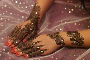 Pakistani Mehndi Design Pic 2013 - Bridal Mehndi .
