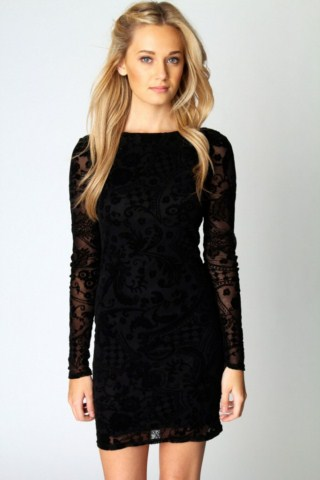 Boohoo UK Prom Dresses Collection For Women