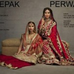 Deepak Perwani Latest Fashionabale Bridal Dresses for Women