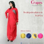 Grapes The Brand Winter Kurta Collection 2013-2014 Ladies Special (3)