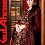 Gul Ahmed Ideas Fall Winter Dress Collection