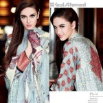 Gul Ahmed Fall Winter Dress Collection for Women