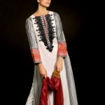 Khaadi Unstitched Winter Women Dress Collection 2013-2014