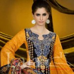 Lala Textile Winter Dress Collection For Women