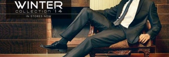 Latest Winter Suits 2014 For Men By Royal Tag (1)