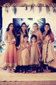 Maria B Pakistani Fashion Designer Wedding Pictures