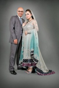 Maria B Pakistani Fashion Designer Wedding Shaadi Pics