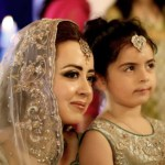 Maria B Pakistani Wedding Pictures Album