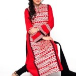 Mausummery Winter Dresses Girls Collection 2013-14