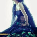 Mina Hasan Women Party Wear Dresses Collection 2013-14 (1)