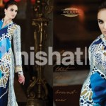 Nishat Linen Women Winter Collection Fashion 2013-14
