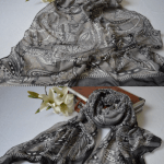 Uber Chic Beautiful Winter Scarfs Collection 2013-14 (4)